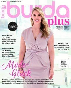 BURDA PLUS - MAR 2017